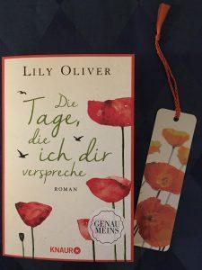 Buchcover Die Tage, die ich dir verspreche von Lily Oliver