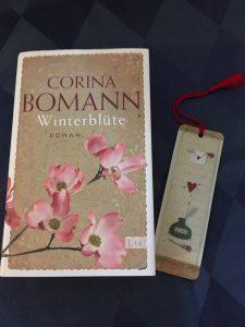 Buchcover Winterblüte von Corina Bomann