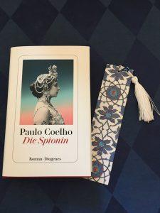 Buchcover Die Spionin von Paolo Coelho