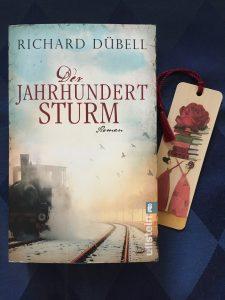 Buchcover Der Jahrhundertsturm von Richard Dübell