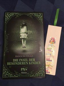 Buchcover Die Insel der besonderen Kinder von Ransom Riggs