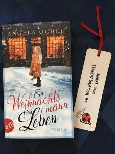 Buchcover Ein Weihnachtsmann fürs Leben von Angela Ochel