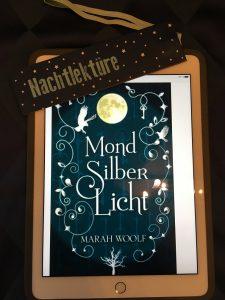 E-Book Cover MondSilberLicht von Marah Woolf