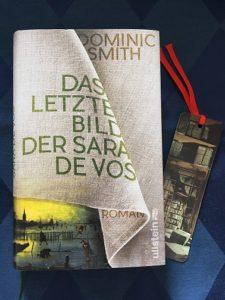 Buchcover Das letzte Bild der Sara de Vos von Dominic Smith