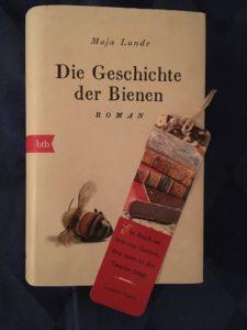 Buchcover Die Geschichte der Bienen von Maja Lunde
