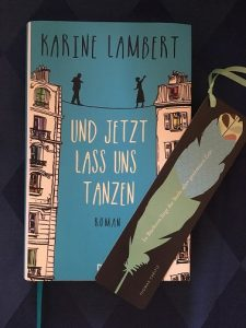 Buchcover Und jetzt lass uns tanzen von Karine Lambert