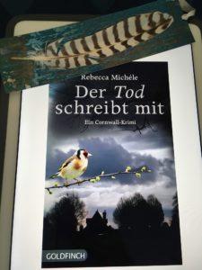 E-Book Cover Der Tod schreibt mit von Rebecca Michéle
