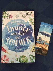 Buchcover Immer wieder im Sommer von Katharina Herzog