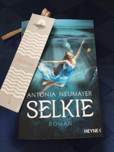 Buchcover Selkie von Antonia Neumayer