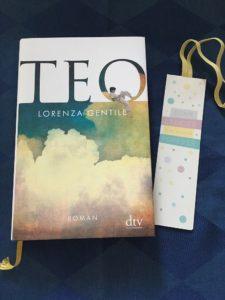 Buchcover Teo von Lorenza Gentile