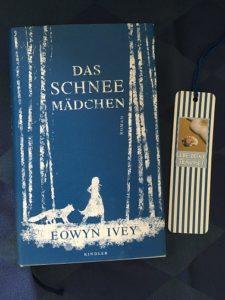 Buchcover Das Schneemädchen von Eowyn Ivey