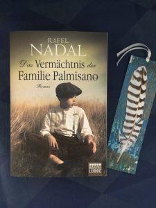 Buchcover Das Vermächtnis der Familie Palmisano von Rafel Nadal