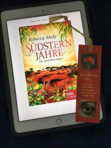 E-Book Cover Südsternjahre von Rebecca Maly