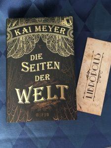 Buchcover Die Seiten der Welt von Kai Meyer