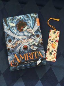 Buchcover Amrita Am Ende beginnt der Anfang von Aditi Khorana