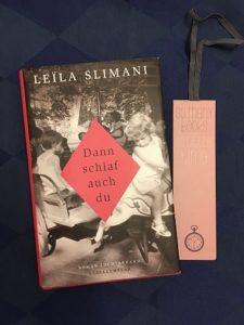 Buchcover Dann schlaf auch du von Leila Slimani