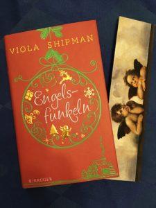 Buchcover Engelsfunkeln von Viola Shipman