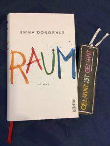 Buchcover Raum von Emma Donoghue