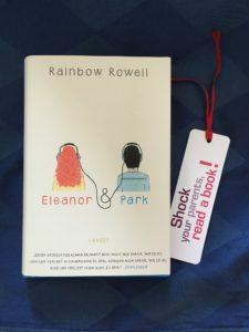 Buchcover Eleanor und Park von Rainbow Rowell