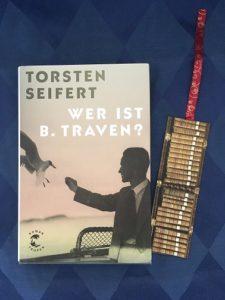 Buchcover Wer ist B. Traven von Torsten Seifert