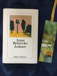 Buchcover Leinsee von Anne Reinecke