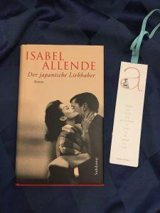 Buchcover Der japanische Liebhaber von Isabel Allende