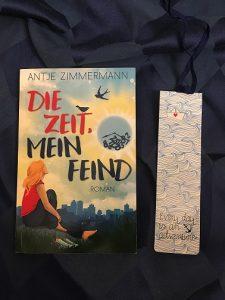 Buchcover Die Zeit, mein Feind von Antje Zimmermann