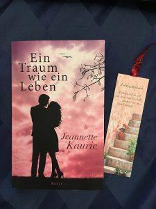 Buchcover Ein Traum wie ein Leben von Jeannette Kauric