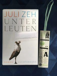 Buchcover Unterleuten von Juli Zeh