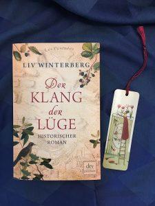 Buchcover Der Klang der Lüge von Liv Winterberg
