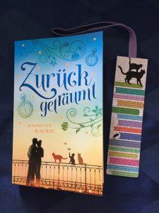 Buchcover Zurückgeträumt von Jeannette Kauric