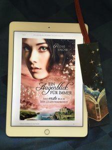 E-Book Cover Ein Augenblick für immer - Lügenwahrheit von Rose Snow