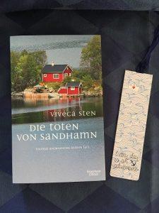 Buchcover Die Toten von Sandhamn von Viveca Sten