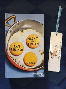 Buchcover Nackt über Berlin von Axel Ranisch