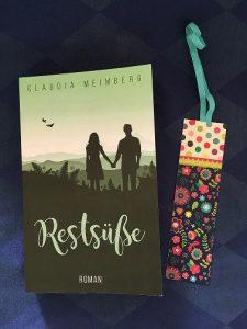 Buchcover Restsüße von Claudia Meimberg
