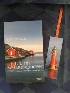 Buchcover Tod im Schärengarten von Viveca Sten