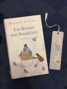 Buchcover Ein Winter mit Baudelaire von Harold Cobert