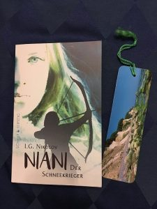 Buchcover Niani Der Schneekrieger von I.G. Nikolov