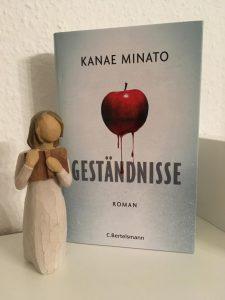 Buchcover Geständnisse von Kanae Minato