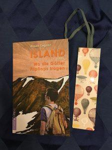 Buchcover Island oder Wo die Götter Flipflops tragen von Alpan Sagsöz