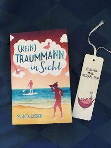 Buchcover (Kein) Traummann in Sicht von Svenja Lassen