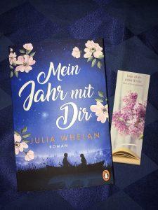 Buchcover Mein Jahr mit Dir von Julia Whelan