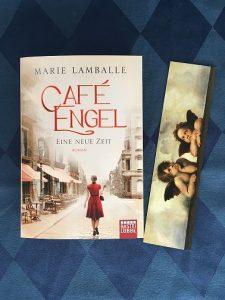 Buchcover Cafe Engel von Marie Lamballe