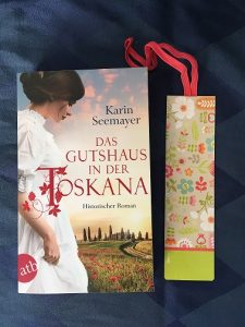 Buchcover Das Gutshaus in der Toskana von Karin Seemayer