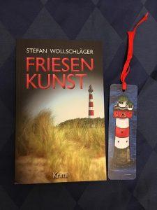 Buchcover Friesenkunst von Stefan Wollschläger