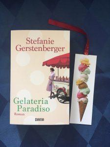 Buchcover Gelateria Paradiso von Stefanie Gerstenberger