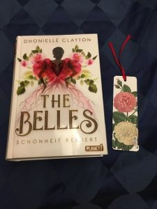 Buchcover The Belles von Dhonielle Clayton