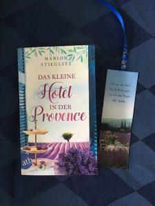 Buchcover Das kleine Hotel in der Provence von Marion Stieglitz