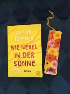 Buchcover Wie Nebel in der Sonne von Astrid Töpfner