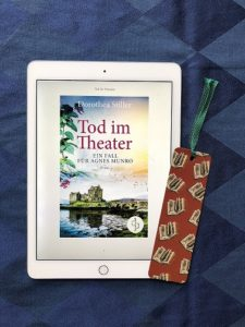 E-Book Cover Tod im Theater von Dorothea Stiller